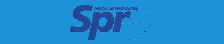 Spry Dental Defense System logo