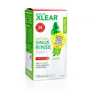 Xlear Sinus Rinse Bottle Kit