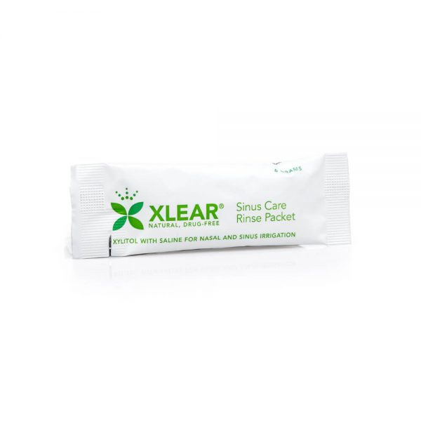 Xlear Sinus Rinse Packets 50 count