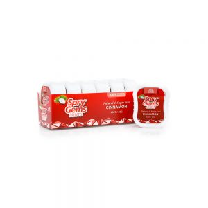 Spry Cinnamon Gems Mints