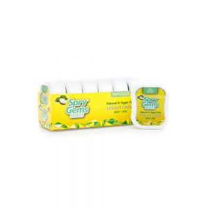 Spry Lemon Creme Gems Mints