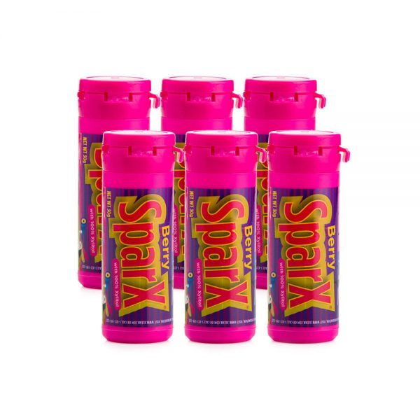 Berry SparX Xylitol Candies