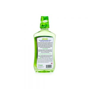 Spry Herbal Mint Mouthwash ingredients directions