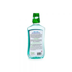 Spry Mountain Mint Mouthwash ingredients directions