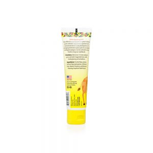 Spry Strawberry Banana Kid's Tooth Gel ingredients