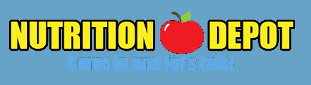 Nutrition Depot 5 logo